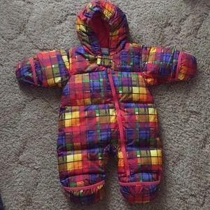 Columbia Baby Snowsuit NWOT